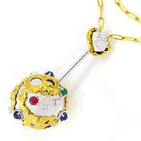 Diamanten Schmuck Uhren 51341