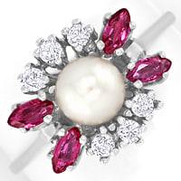 Diamanten Schmuck Uhren 58010