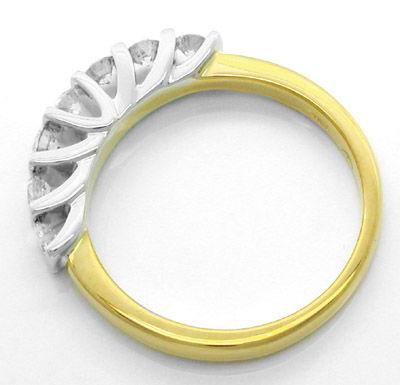 Foto 2, Neu!! Traumhafter Brillant-Memory-Ring Luxus! Portofrei, S8463