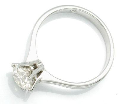 Foto 2, Neu! Brillant-Solitär-Ring 1,02ct IGI! Luxus! Portofrei, S8487