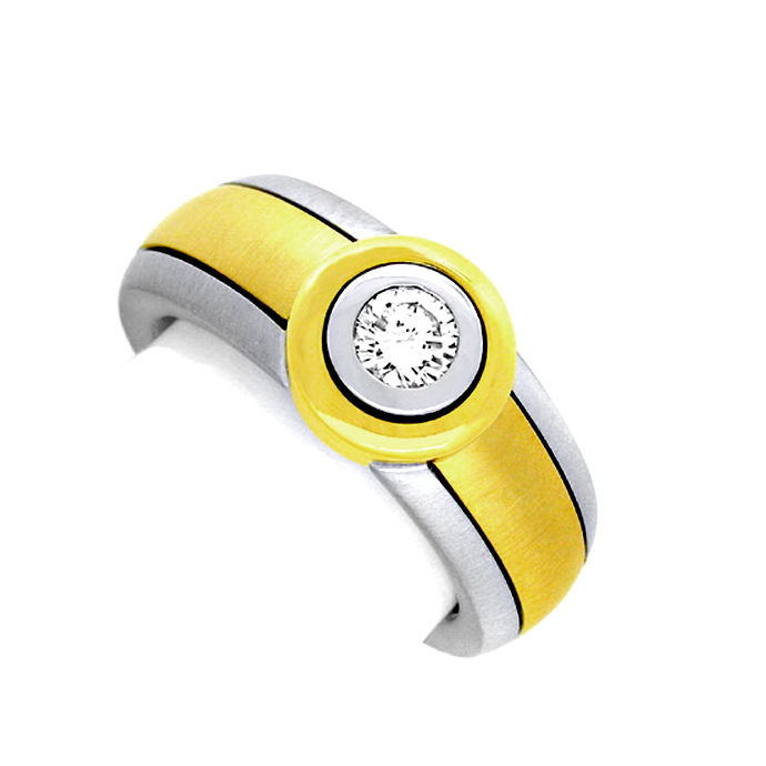 Neu! IGI Brillant! in Super Traum Ring Luxus! Portofrei, Designer Ring