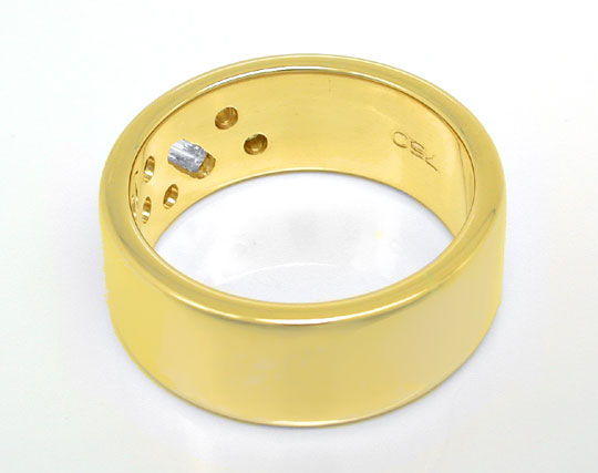 Foto 3 - Diamantring River Lupenrein, Fancy Color 18K Luxus! Neu, S8902