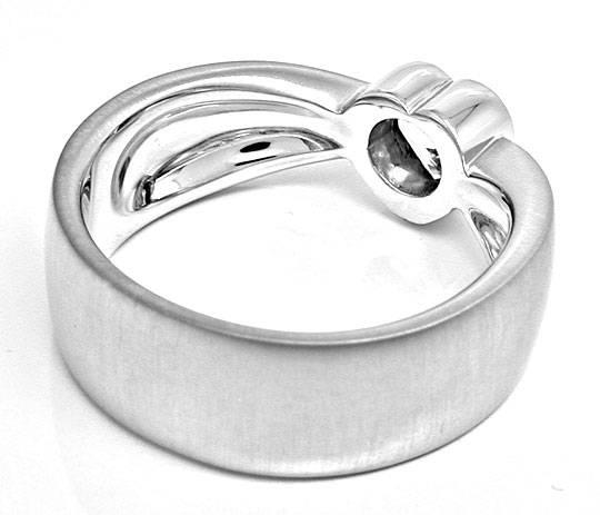 Foto 4, Neu! Herz Zitronen Diamant Ring HRD! 0,78ct! VS! Luxus!, S8983