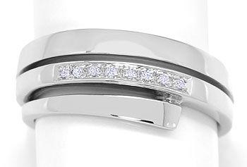 Antiker Altschliff Diamant Solitär 0,98 ct in Platin & Gold Ring Verlobung
