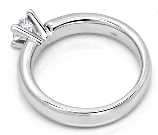 Foto 3 - Designer Brilliant Diamantring Weissgold 0,4ct G Luxus!, S9369