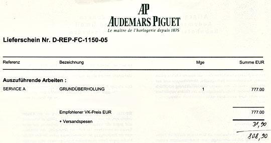 Foto 8, Audemars Piguet Royal Oak AP Herrenuhr Gelbgold Geprüft, U1032
