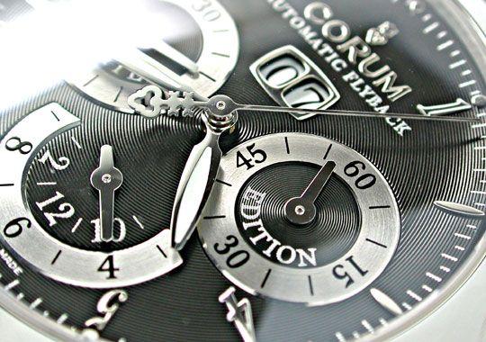 Foto 3, Corum Classical Chrono Flyback ST Limitiert Topuhr Neu!, U1075