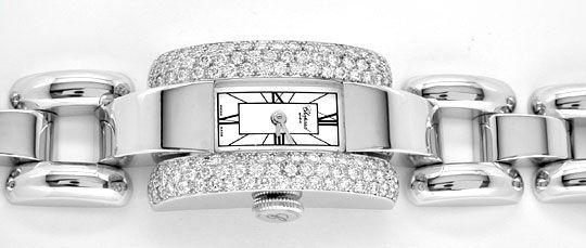 Foto 1, Chopard La Strada Da Weissgold Diamanten Geprüft Neuz.!, U1091