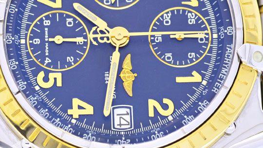 Foto 3, Breitling Chronomat Stahlgold Rouleaux, Topuhr F.Neuz.!, U1143