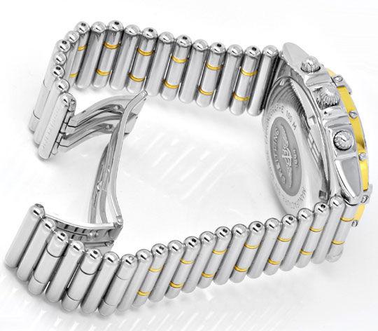 Foto 4, Breitling Chronomat Stahlgold Rouleaux, Topuhr F.Neuz.!, U1143