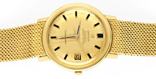 Original-Foto 1, OMEGA CONSTELLATION AUTOMATIK CHRONOMETER