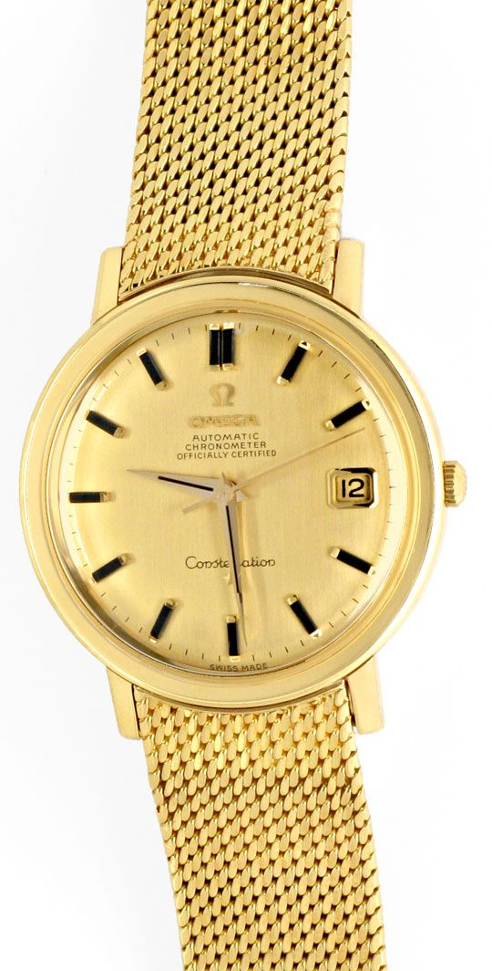 Original-Foto 2, OMEGA CONSTELLATION AUTOMATIK CHRONOMETER