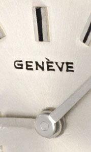 Foto 3, Damen Weissgold Uhr, Brillianten Kranz 1,0 Carat Topuhr, U1182