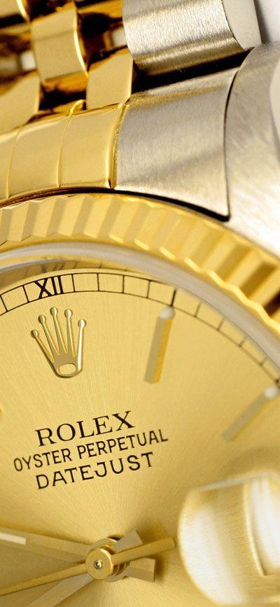 Foto 4, Rolex Datejust Jubile Herren Automatik Stahlgold Topuhr, U1198