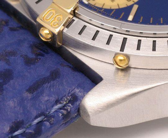 Foto 4, Breitling Uhr Chronomat Windrider 1884 Stahlgold Topuhr, U1228