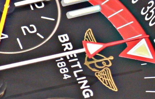 Foto 3, Breitling Chrono Colt Transocean Professional ST Topuhr, U1234