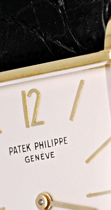 Foto 4, Patek Philippe Herrenuhr Ref 3405 23 300 V.1961 Geprüft, U1246