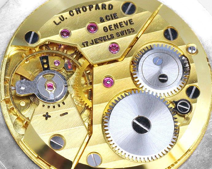 Foto 4, Classic Homme Chopard Classique Herrenuhr 18K Weissgold, U1247