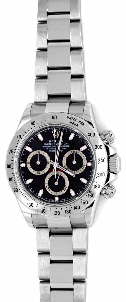 Foto 2, Rolex Cosmograph Daytona, Oysterlock, Stahl, Ungetragen, U1248