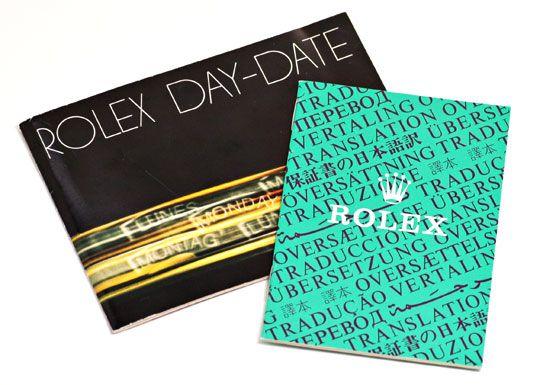 Foto 8, Rolex Day Date Oyster Perpetual fast Neuzustand Geprüft, U1277