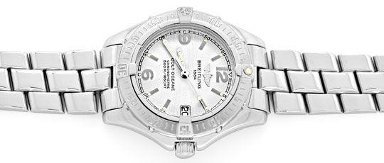 Foto 1, Breitling Damen Uhr Colt Ocean Oceane Aeromarine Topuhr, U1330
