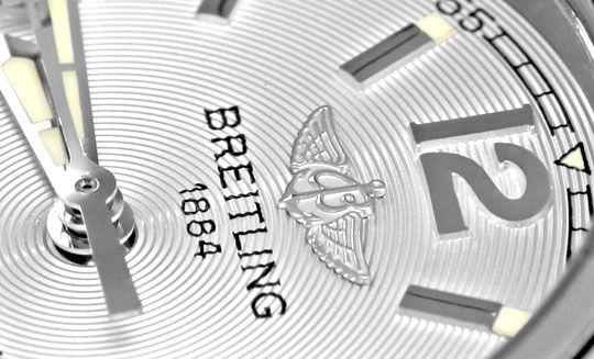 Foto 3, Breitling Damen Uhr Colt Ocean Oceane Aeromarine Topuhr, U1330