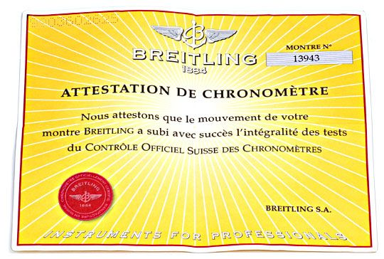 Foto 8, Breitling Windrider Crosswind, Pilot, Stahl Gold Topuhr, U1355