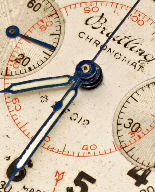 Foto 3, Breitling Chronograph Chronomat ct 1.2.1. A 769 1944 St, U1371