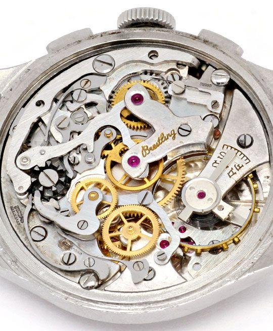 Foto 4, Breitling Chronograph Chronomat ct 1.2.1. A 769 1944 St, U1371