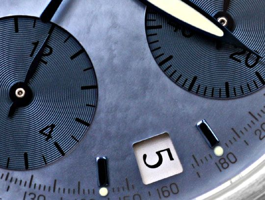 Foto 4, Hublot Elegant Chronograph Automatik, Ungetragen Topuhr, U1372