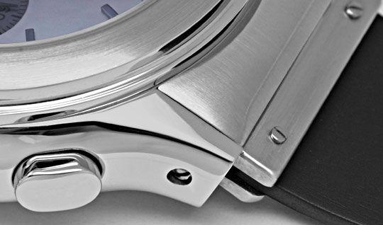 Foto 5, Hublot Elegant Chronograph Automatik, Ungetragen Topuhr, U1372