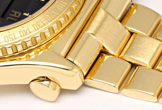 Foto 4, Breitling Emercency Professional in 18K Gelbgold, 276Gr, U1390