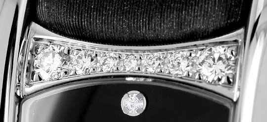 Foto 5, Ebel Beluga Manchette Da, Diamanten Gehäuse Zifferblatt, U1403