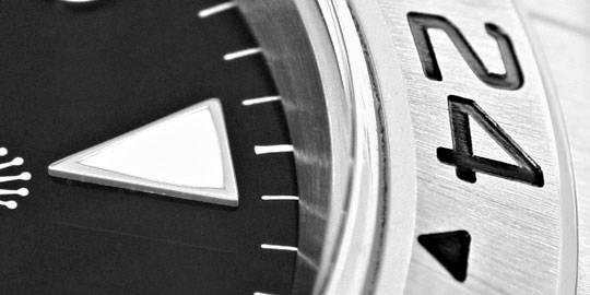 Foto 4, Rolex Explorer 2 Oyster-Lock Date Chronometer ST Topuhr, U1405