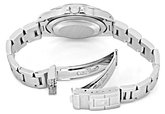 Foto 6, Rolex Explorer 2 Oyster-Lock Date Chronometer ST Topuhr, U1405