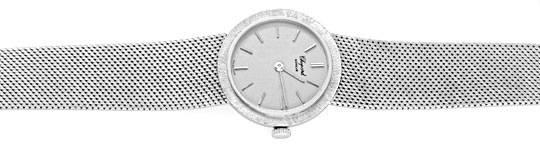Foto 1, Chopard Damen Uhr Weissgold 18K Classique Femme, Topuhr, U1420