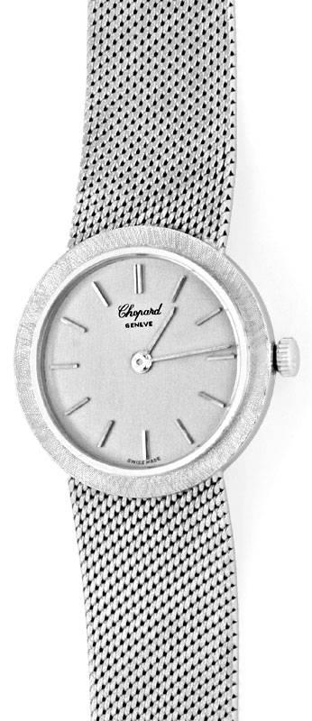 Foto 2, Chopard Damen Uhr Weissgold 18K Classique Femme, Topuhr, U1420