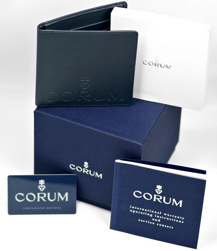 Foto 8, Corum Bubble Medium Uhr mit Perlmutt ungetragen mit Box, U1441