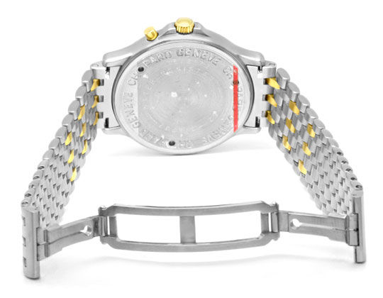 Foto 5, Chopard Mille Miglia Chronograph, Stahl Gold Uhr Topuhr, U1443