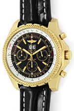 Breitling For Bentley 6.75 Herrenuhr in Gold Ungetragen