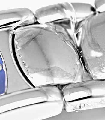 Foto 4, Da Ebel Beluga Manchette Diamanten ST Ungetragen Topuhr, U1457