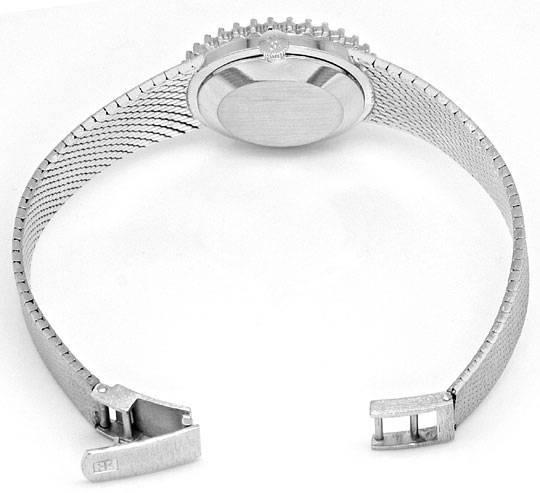 Foto 5, Ebel Damen Armbanduhr, Brillanten Lünette Weissgold 18K, U1469
