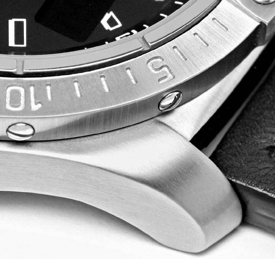 Foto 4, Breitling Aerospace Chronograph Titan Ungetragen Topuhr, U1483