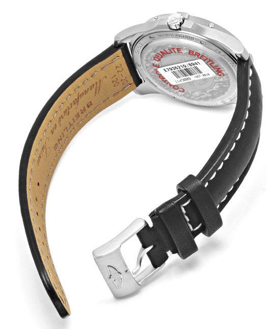 Foto 5, Breitling Aerospace Chronograph Titan Ungetragen Topuhr, U1483