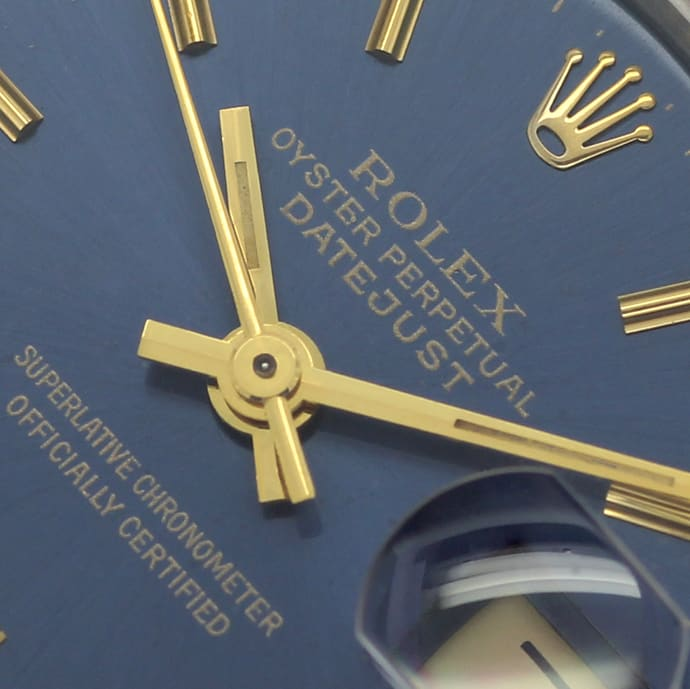 Foto 3 - Rolex Lady Datejust Oyster Uhr in Stahlgold, U1539
