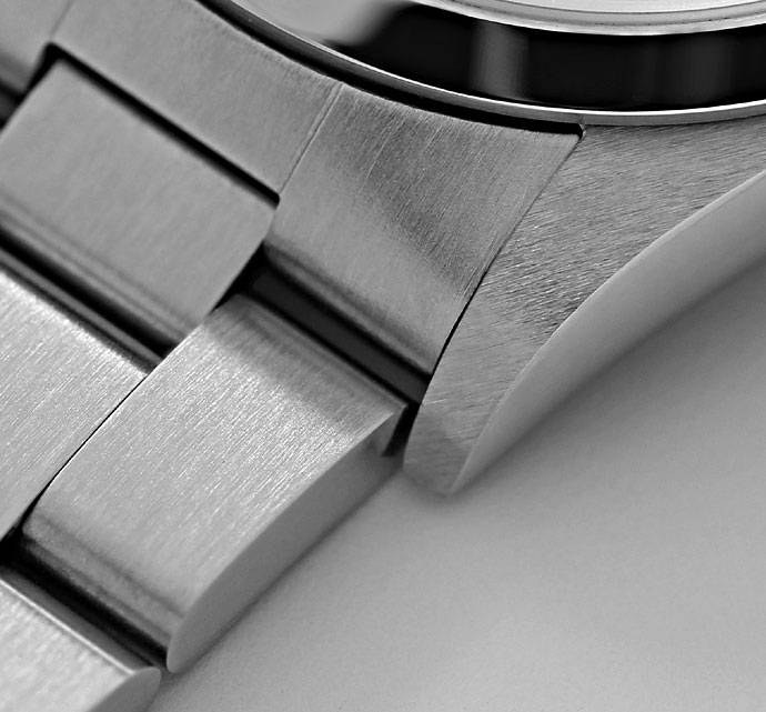 Foto 4, Rolex Air King Precision Herrenarmbanduhr im Neuzustand, U1553
