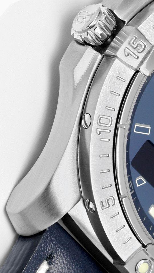 Foto 4, Breitling Aerospace Titan Chronograph Ungetragen Topuhr, U1554
