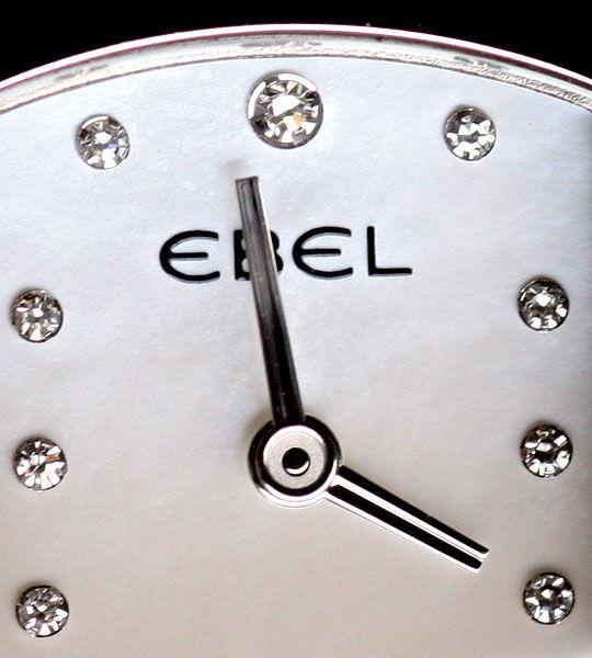 Foto 4, Ebel Beluga Manchette Uhr Diamanten Perlmutt Ungetragen, U1560