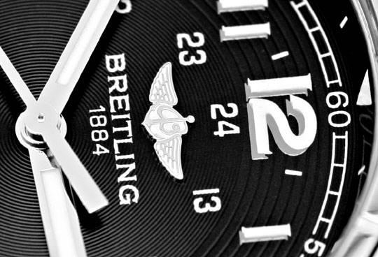 Foto 3, Breitling Colt Edelstahl DiverPro Chronometer Herrenuhr, U1569