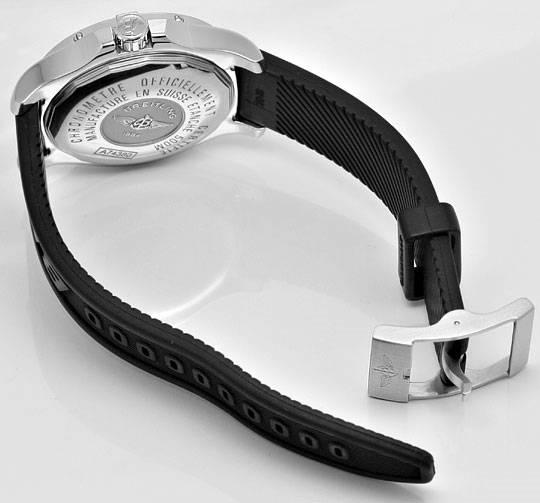 Foto 6, Breitling Colt Edelstahl DiverPro Chronometer Herrenuhr, U1569